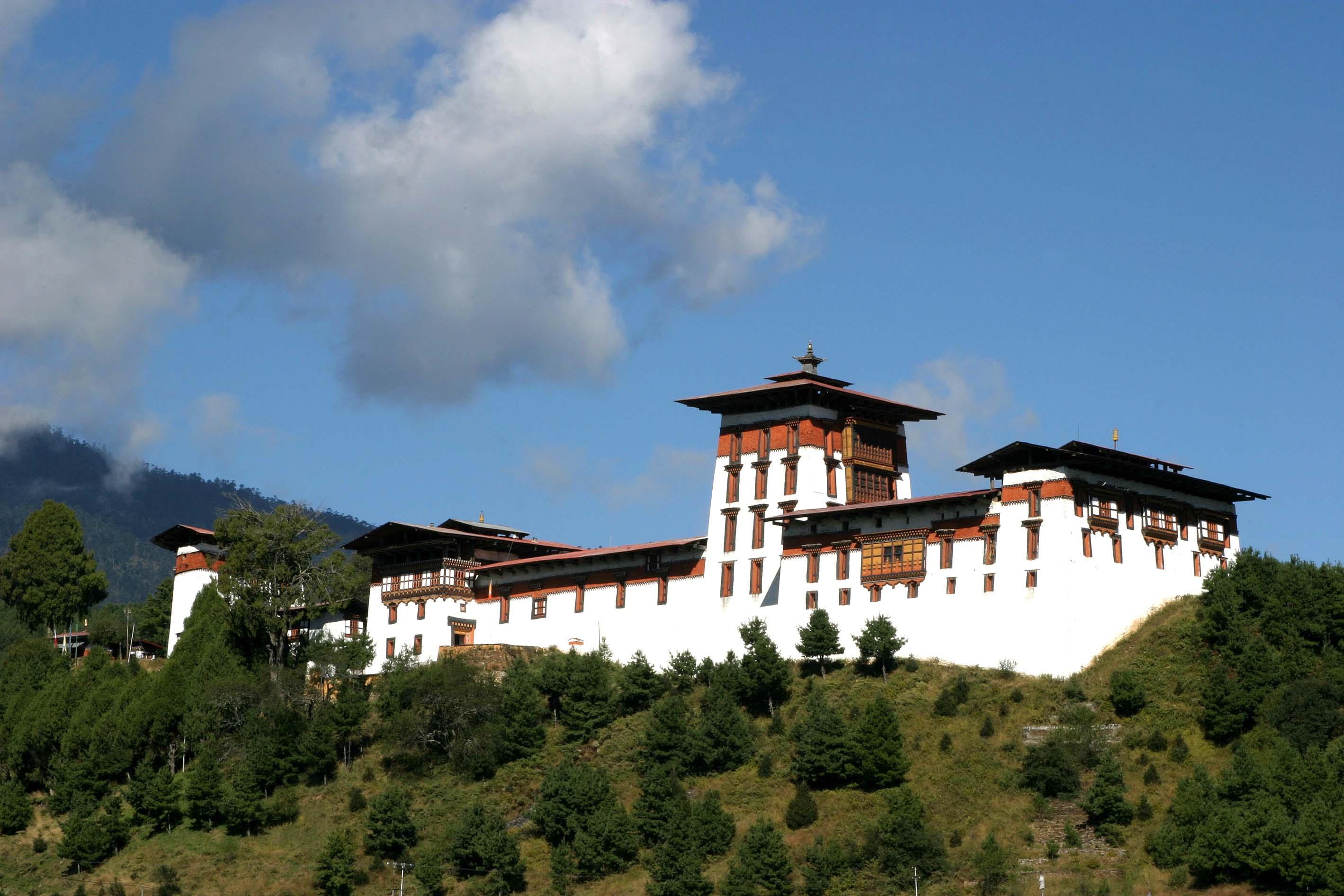 Jakar Dzong 4