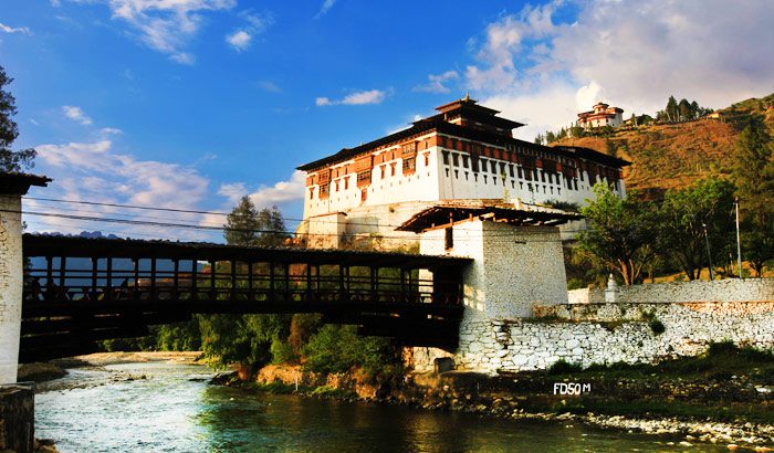 Rimpung-Dzong