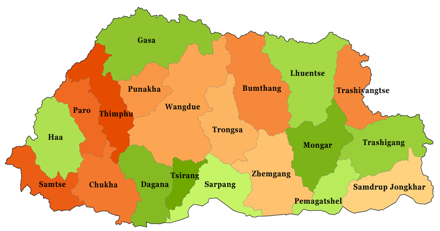 bhutan-map2