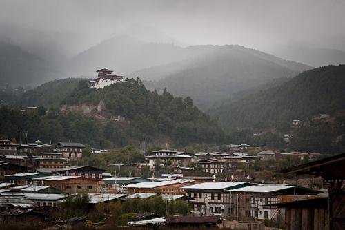 bumthang_view